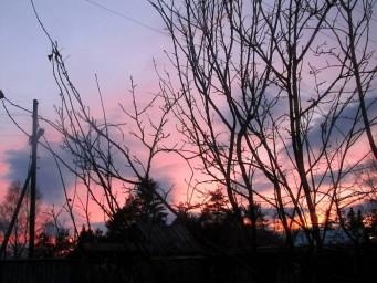 Закатные часы #vsolikamske