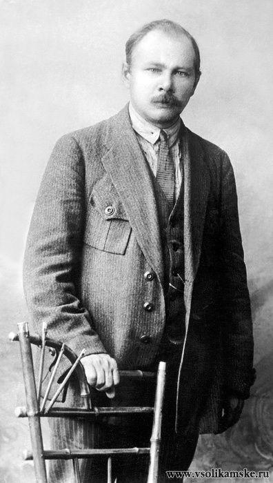Николай Павлович Рязанцев (1883—1934)