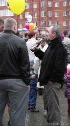 парад 9 мая в Боровске