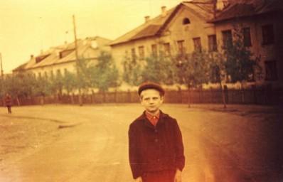 0055  Боровск.  Знакомая улица