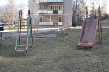 детская площадка12559