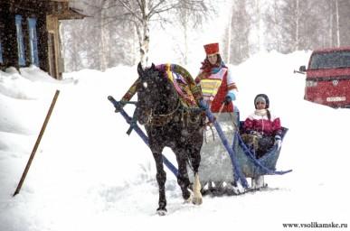 Широкая Масленица в деревне Толстик14185