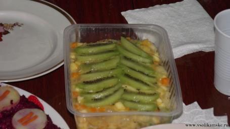 фруктовый салатик