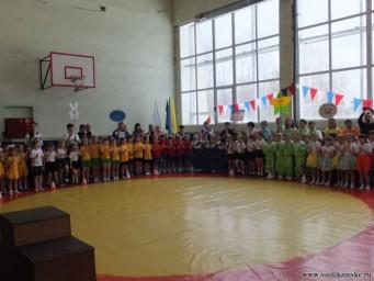Детская Олимпиада в Боровске13211