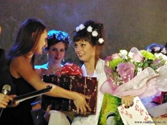 Мисс Соликамска 2012. Конкурс