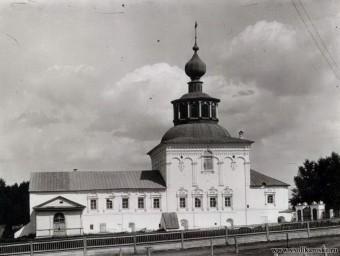 Крестовоздвиженский собор. Фото нач. 20 века