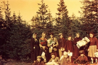 Боровск.  Школа № 13.  Это наш класс. 1962 год.jpg