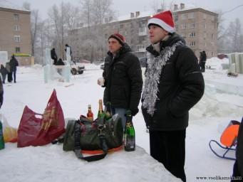 У ёлки в Боровске9327