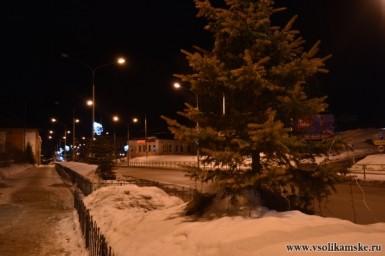 Ночной соликамск