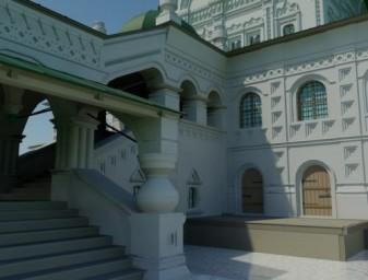Троицкий собор 3D