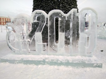 2019 изо льда