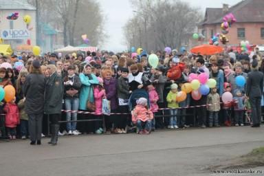 9 мая - на параде10414