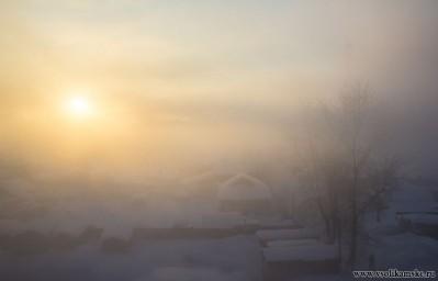 утро 22 февраля