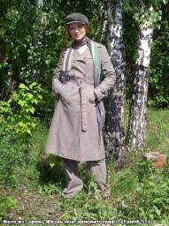 """На съёмочной площадке к/к """"Формула стихии"""" 2006 г."""