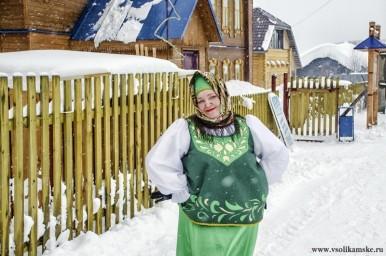 Широкая Масленица в деревне Толстик14182