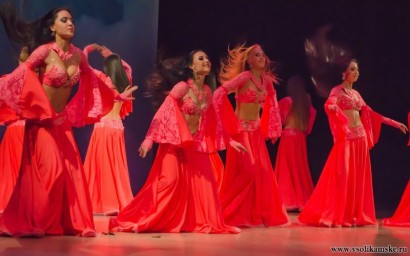 Восточные танцы13000