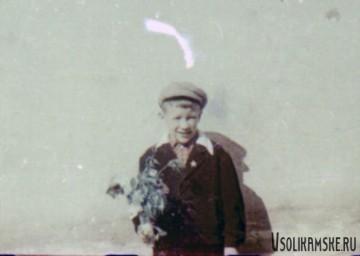 Боровск.  Не помню кто. 1962 год.jpg