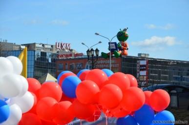 Первомай в Соликамске13568