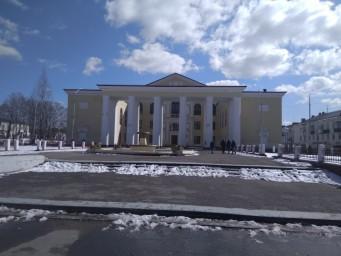 ДК завода Урал