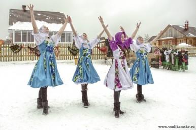 Широкая Масленица в деревне Толстик14184
