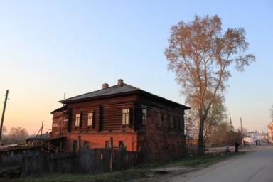 Дом на Усолке