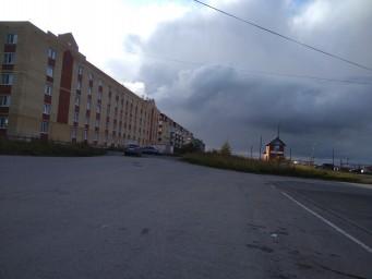 Сентябрьская погода