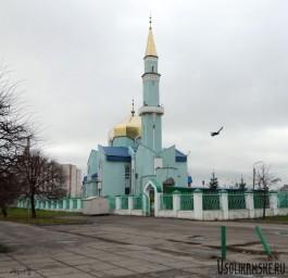 Никон Мечеть