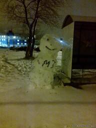 Снеговик СМЗ