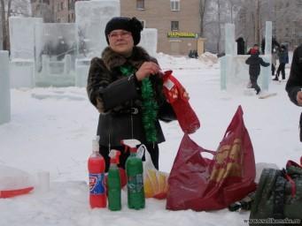 У ёлки в Боровске9328