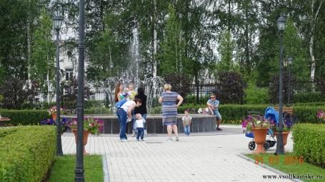 "Парк ОАО ""Соликамскбумпром"" 30.07.16 г"