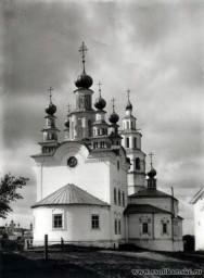 Воскресенская и Рождественская церкви,  Начало 20 века