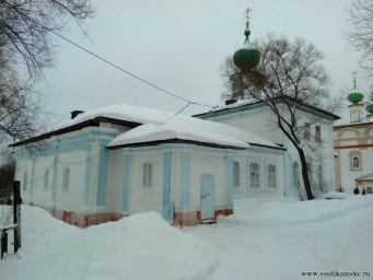 Архангельская церковь