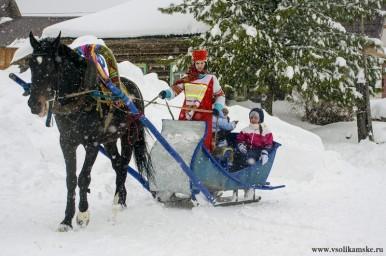 Широкая Масленица в деревне Толстик14186