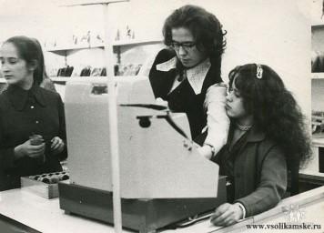 Моя одноклассница Лена Каменщикова (1972 г.)