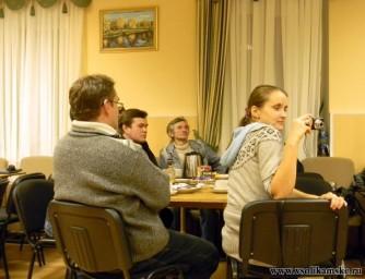 Встреча  за чаем8960