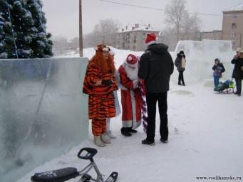 У ёлки в Боровске9322
