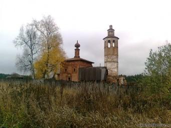 церковь в В.Боровая