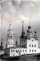 Воскресенская и Рождественская церкви,  19 век