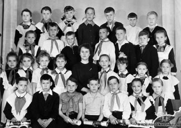 Класс Анны Павловны Заводчиковой (1967 г.)