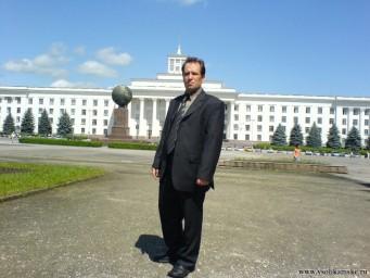 Дом Правительства в   Нальчике