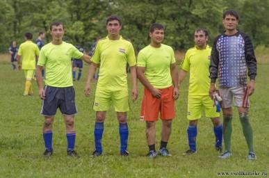 Футбольная команда Дружба