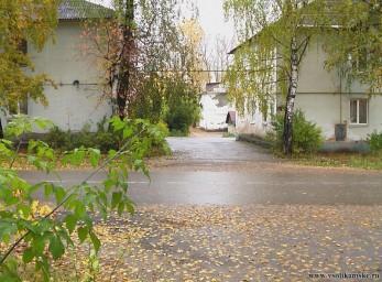 Виден дом Владимиана
