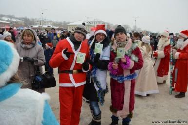 Предновогодний семинар Дедов Морозов и Снегурочек12065