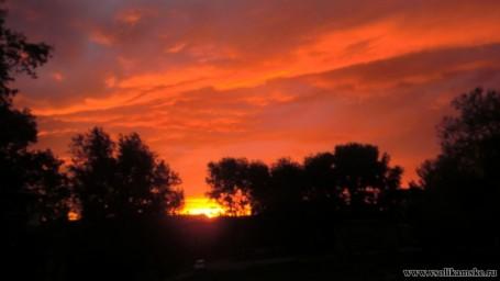 Восход солнца 24.05.2015 4 часа 52 минуты13599