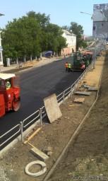Ремонт дороги по 20 лет Победы 2
