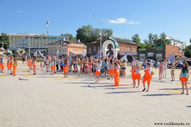 Соликамск - танцующий город