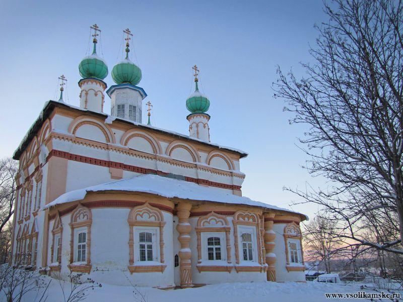 Спасская и Архангельская церкви13053