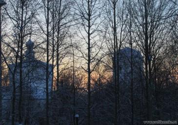 Прогулка по центру 2 января13076