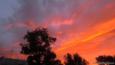 Восход солнца 24.05.2015 4 часа 52 минуты13602