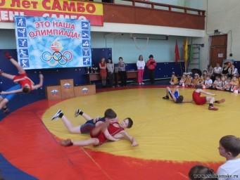 Детская Олимпиада в Боровске13216